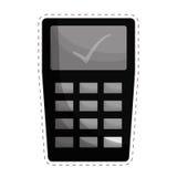 Dataphone economy icon image. Illustration design Stock Photos