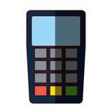 Dataphone economy icon image. Illustration design Stock Photography