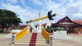 Dataran Keris Alor Gajah Melaka Stock Images