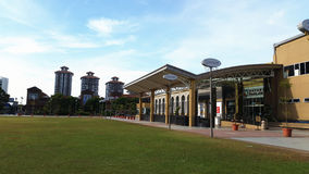Dataran Pahlawan Melaka Royalty Free Stock Image