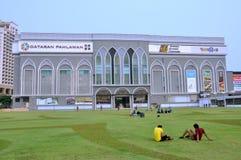 Dataran Pahlawan Melaka Megamall em Melaka Imagens de Stock