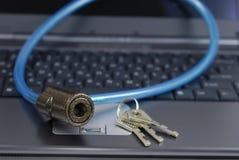 datasäkerhet royaltyfri bild