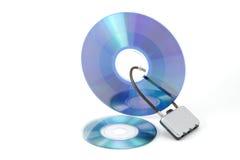 datasäkerhet royaltyfri foto