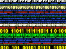 datastream цифровое Стоковые Изображения