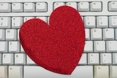 Datation en ligne Image libre de droits