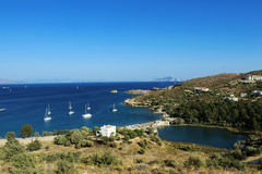 Datca General View Royalty Free Stock Photo