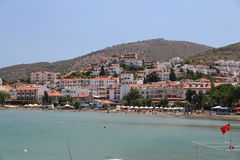 Datca Town in Turkey Royalty Free Stock Photography