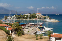 Datca Town Stock Images
