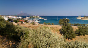 Datca Town Royalty Free Stock Photo