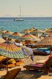Datca, Turkije Stock Foto
