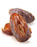 Date dried fruit Stock Image