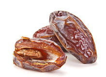 Date dried fruit Royalty Free Stock Images