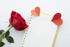Date du 14 février Photographie stock