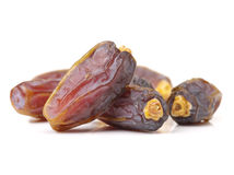 Date fruits close up Royalty Free Stock Photo