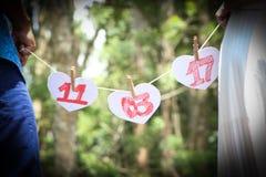Date  Stock Photo