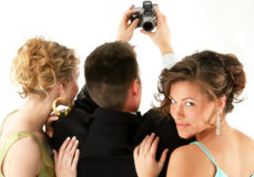 Date Night Royalty Free Stock Images