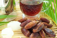 Date palm Stock Image