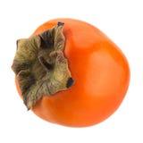 Date-plum fruit on white Stock Image