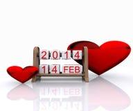 Saint-Valentin Photos libres de droits