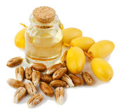 Date Seed Oil Stock Photos