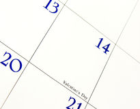 Date to remember Royalty Free Stock Images
