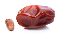 Date (tropical fruit) Royalty Free Stock Images