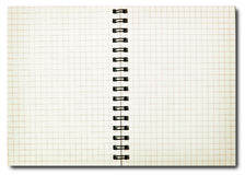 Datebook Royalty Free Stock Photography