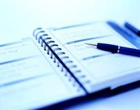 datebook Стоковая Фотография RF