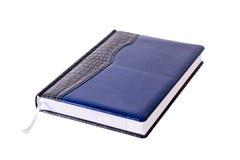 Datebook. Isolated on white background Stock Photos