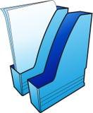 Datei-Faltblätter Lizenzfreies Stockbild