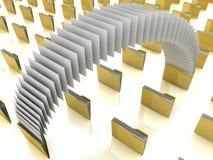 Dateianteil Lizenzfreies Stockfoto