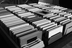 Dateien Lizenzfreie Stockfotografie