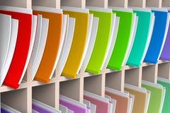 Dateien und Dokumente Lizenzfreie Stockbilder