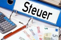 Dateiordner Lizenzfreies Stockfoto