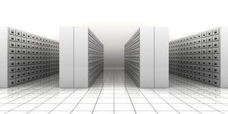 Dateiraum lizenzfreies stockbild