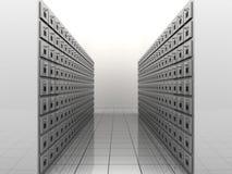 Dateiraum Lizenzfreies Stockfoto