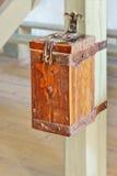 Datek kolekci pudełko Obraz Royalty Free