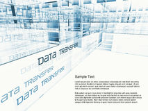 Datenübertragung Stockbilder