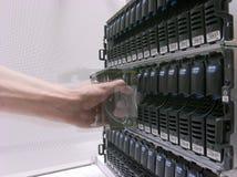 Daten-Speicher Lizenzfreie Stockfotos