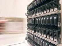 Daten-Speicher Lizenzfreies Stockfoto