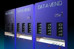 Daten-Verkauf Lizenzfreie Stockfotos