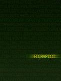 Daten-Verschlüsselung Lizenzfreies Stockfoto