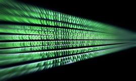 Datenbahn Lizenzfreies Stockfoto