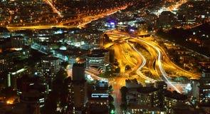 Datenbahn-NO1 auf Auckland Stockfoto