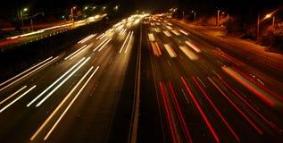 Datenbahn-Verkehr lizenzfreie stockbilder