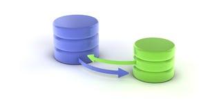 Datenbank Stockfotos