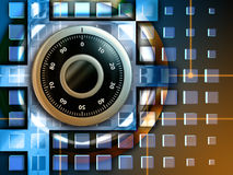 Datenschutz Lizenzfreie Stockbilder