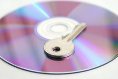 Datenverschlüsselung Lizenzfreies Stockbild