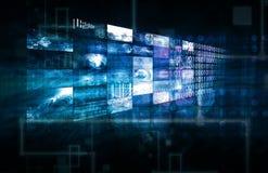 Datenverwaltung Lizenzfreie Stockfotos