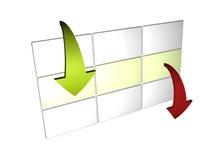 Datenverwaltung Lizenzfreie Stockfotografie
